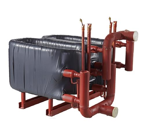 螺旋套管式换热器