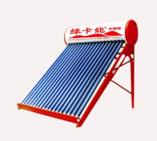 彩钢系列太阳能热水器