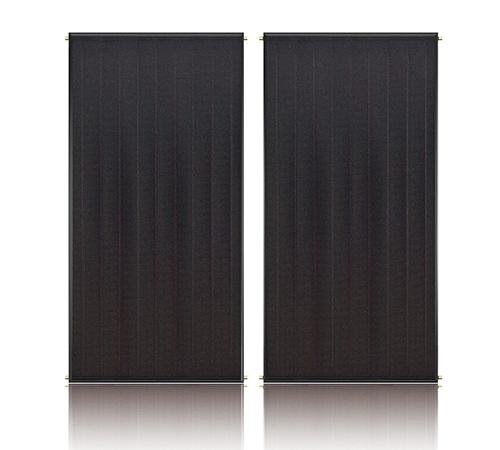 基准型平板集热器