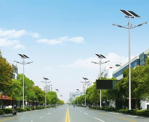 Solar Street Lamp Project