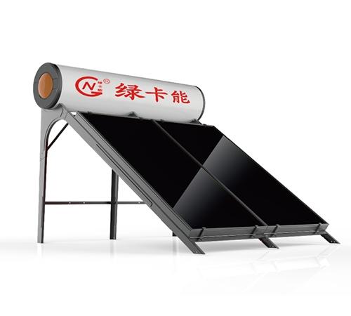 平板一体式太阳能