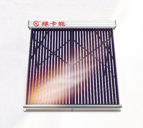 真空管集热器
